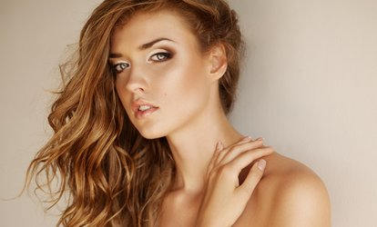 image for Cut, Restyle and Finish with Optional Half Head of Highlights at Flair Hair & Beauty (Up to 52% Off)