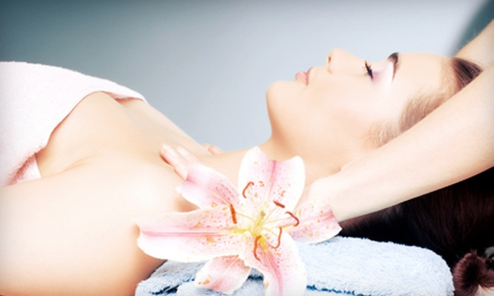 About You Day Spa and Salon - Solana Beach: One-Hour Aromatherapy Massage or Spa Outing at About You Day Spa and Salon Services in Solana Beach (Up to 56% Off)