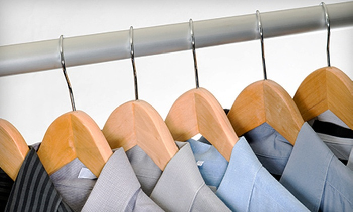 Kahuna Cleaners - Multiple Locations: $20 for $30 Worth of Dry Cleaning at Kahuna Cleaners