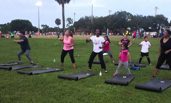 Start My Fitness Challenge - West Palm Beach: Two Weeks of Fitness and Conditioning Classes at Start My Fitness Challenge (75% Off)