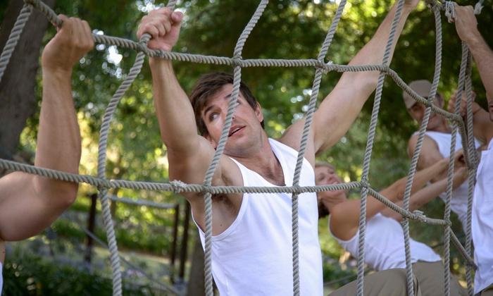 Elevated - Ocr Training - Shrewsbury: $25 for $45 Worth of Obstacle Courses — Elevated - OCR Training Center