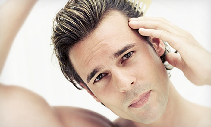Derma Beauty Med Spa - International Mall Plaza: Four or Six Hair-Loss Treatments at Derma Beauty Med Spa (79% Off)