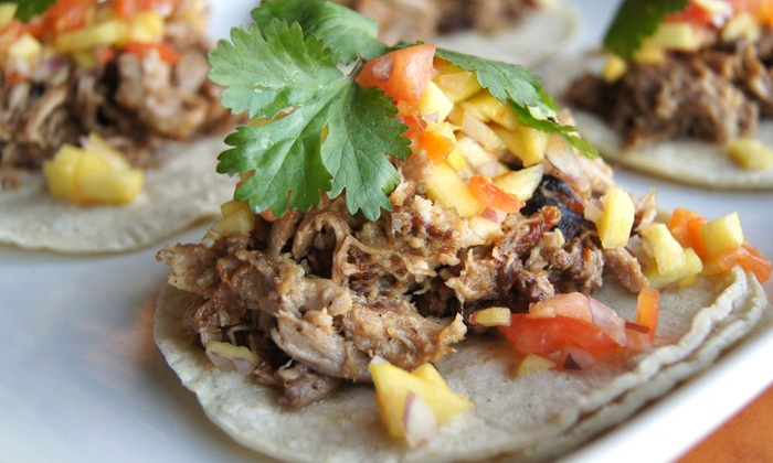 Truco Taco - Mount Prospect: Mexican Food for Two or More at Truco Taco (Up to 43% Off). Two Options Available.