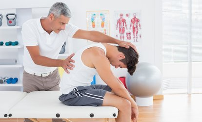 image for Osteopathic or Massage Treatment with a Consultation at Nick Castle Osteopathy & Sports Medicine Clinics (Up to 53% Off)