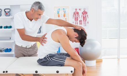 Chiropractic Assessment with One or Three Adjustments from Dr. Zachary Stockton DC (Up to 91% Off)