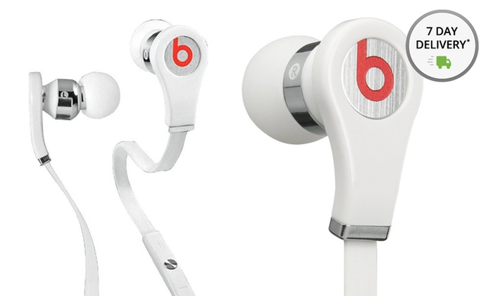 Beats By Dre Tour In-Ear Headphones with ControlTalk : Beats By Dre Tour In-Ear (White) Headphones with ControlTalk. Free Returns.