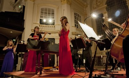 Vivaldi's Four Seasons 22/23 Sep and Viennese Christmas 15th Dec Concert (Up to 38% Off)
