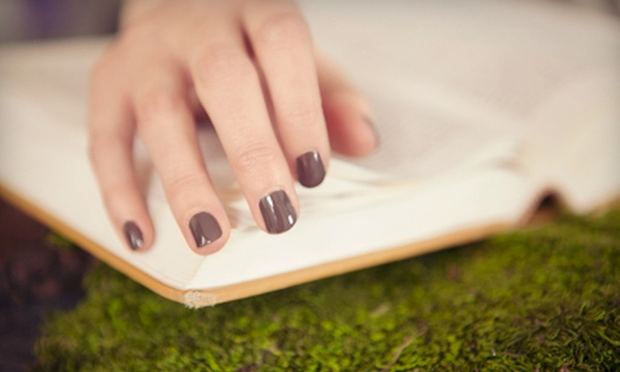 Salon D'Mars with Julie Cotton - Novi: One or Three OPI Gel Manicures at Salon D'Mars with Julie Cotton (Up to 53% Off)