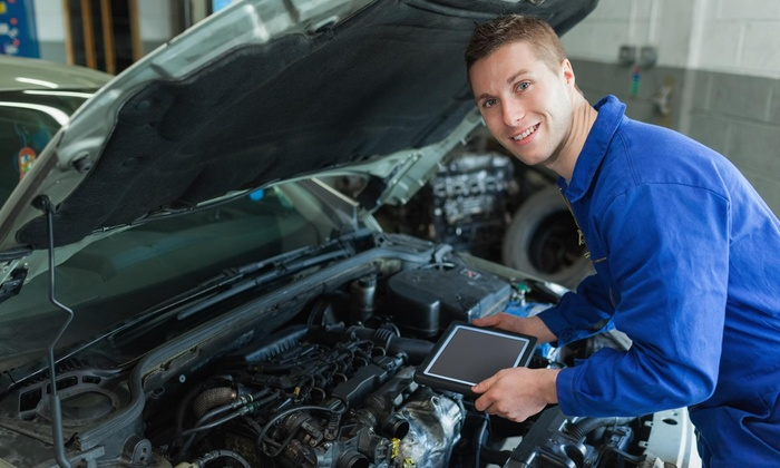 Car Care Auto Repair - Fairfield: Up to 58% Off Oil Change/Air Conditioning Insp at Car Care Auto Repair
