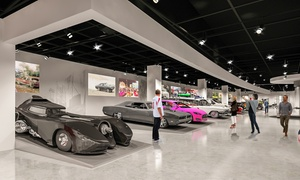 Petersen Automotive Museum: One-Year Museum Membership at Petersen Automotive Museum (Up to 43% Off). Five Options Available.