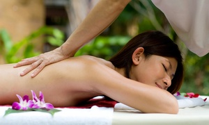 NUAD Thai Massage: 30 oder 60 Minuten Traditionelle Thai-Massage bei NUAD Thai Massage