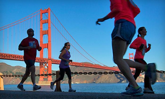 U.S. Half Marathon - Multiple Locations: Bret Michaels Concert with Optional Half Marathon on November 3 from U.S. Half Marathon San Francisco (Up to 74% Off)