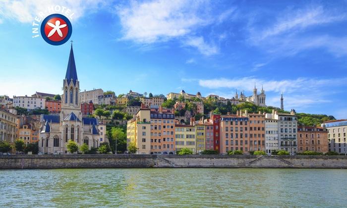 INTER-HOTEL Dau Ly - Bron: Lyon : 1 à 3 nuits avec petits déjeuners et dîner en option à l'INTER-HOTEL Dau Ly dès 59€ pour 2 personnes