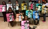 Colorful Canvas Art Parties - Calumet City: BYOB Colorful Canvas Painting Party for Two or Four at Colorful Canvas Art Parties (Up to 59% Off)
