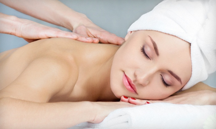 Bijou Salon and Spa - Tecumseh: Spa Package with Massage, Facial, Mani-Pedi, or Mask at Bijou Salon and Spa (Up to 54% Off). Three Options Available.