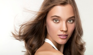 MnT Top Hair: Haircare Package with Optional Partial Highlights at MnT Top Hair (Up to 39% Off)
