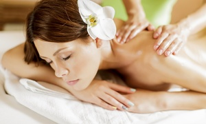 Massage Time: Five 45-Minute Full-Body Massages at Massage Time (67% Off)