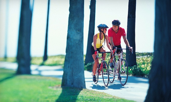 Bicycles Plus - Folsom: 24-Hour Hybrid-, Comfort-, or Road-Bike Rental, or Bike Tune-Up at Bicycles Plus in Folsom (Up to 52% Off)