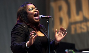 Shemekia Copeland and The James Hunter Six: Shemekia Copeland & The James Hunter Six on Saturday, February 20, at 8 p.m.