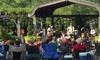 Klehm Arboretum & Botanic Garden - Southwest: Woodsong Summer Concert Series Season Tickets for Two or Four at Klehm Arboretum (Up to 59% Off)