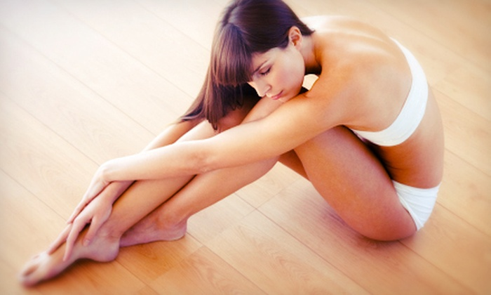Natural Image Salon and Day Spa - North Charleston: One or Two Sea-Salt-Glow Body Treatments at Natural Image Salon and Day Spa (55% Off)