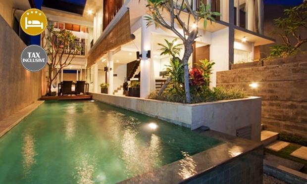 Bali: 4* Villa near the Beach 0