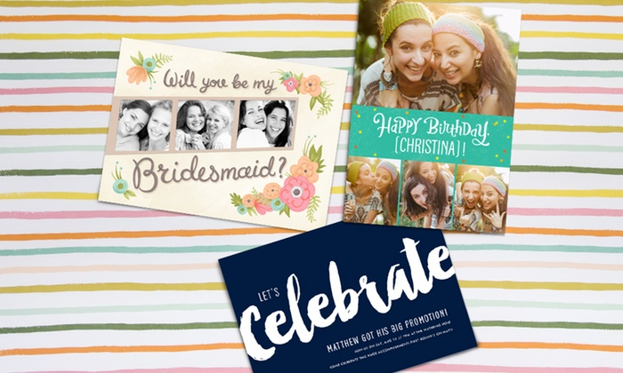 Cardstore.com: Custom Cards and Invitations from Cardstore.com (Up to 40% Off). Two Options Available.