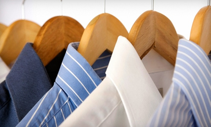 Stewardship Drycleaners - Multiple Locations: $9 for $20 or $25 for $50 Worth of Dry Cleaning at Stewardship Drycleaners