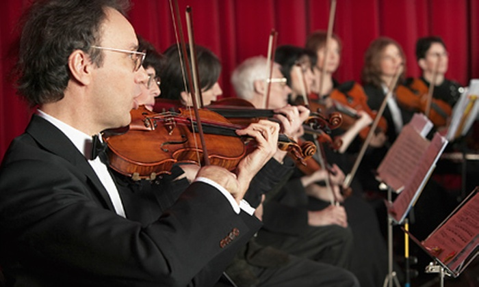 """The Federal Way Symphony - Federal Way: The Federal Way Symphony's Performance of Handel's """"Messiah"""" and """"A Decade of Swing"""" for Two or Four (Up to 53% Off)"""