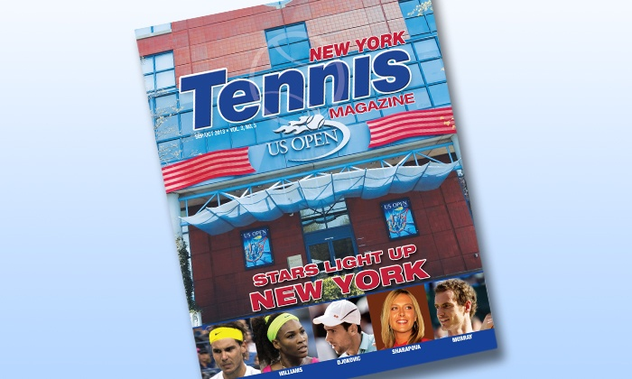 New York Tennis Magazine: 12-Month Subscription to New York Tennis Magazine (51% Off)