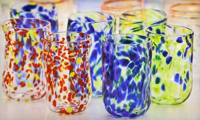 Janke Studios - Old Fourth Ward: Three-Hour or Five-Week Glass-Blowing Class at Janke Studios (Half Off)