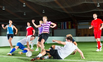 Athletic-Development Clinics at Revelation Athletic Development (Up to 63% Off). Five Options Available.