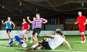 Superball: Five-a-Side Soccer Game from R125 at Superball (Up to 55% Off)