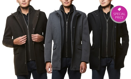 Cole Haan Men's Outerwear. Multiple Styles and Colors from $214.99–$286.99.