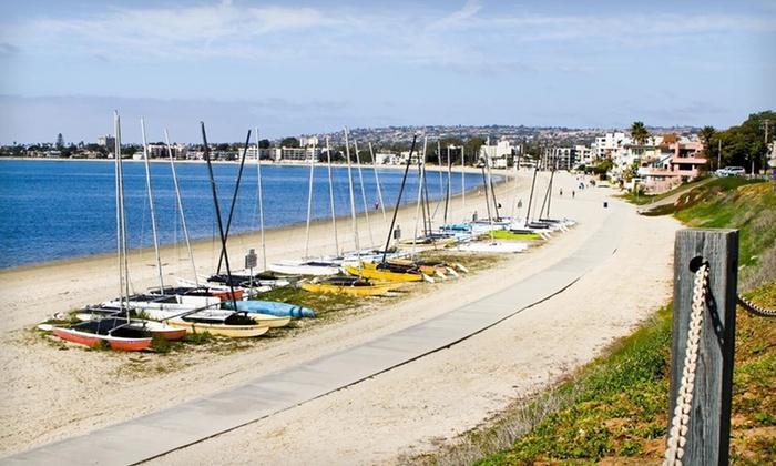 Days Inn & Suites San Diego near Sea World - San Diego: One-Night Stay at Days Inn & Suites – Sea World/Airport in San Diego, CA