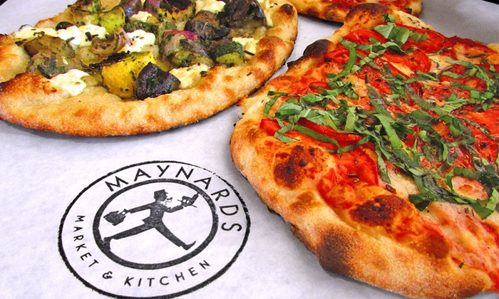 Maynards Market - Downtown Tucson: Sandwiches, Pastries, Coffee, and Retail Items at Maynards Market  (50% Off). Two Options Available.