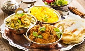 Restaurant Bombay Palace: Indisches 4-Gänge-Menü für 1 oder 2 Personen im Bombay Palace am Barbarossaplatz ab 22,80 €