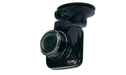 Uniden Dash Cam 1080p Full-HD Recorder with 8GB MicroSD Card