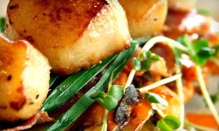 Linn Street Cafe - Mann: $20 for $40 Worth of Upscale American Food at Linn Street Cafe