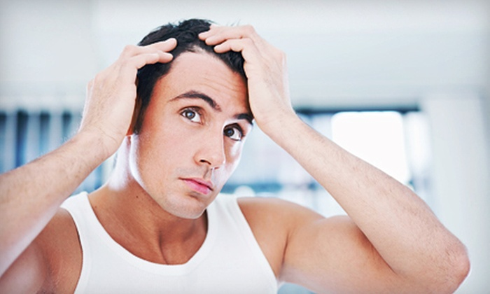Pure Restorations - Upper East Side: 500-, 1,000-, 1,500-, or 3,000-Hair-Follicle Transplantation at Pure Restorations (Up to 75% Off)