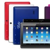 """Pro 8GB 7"""" Android Tablet with Earbuds, Screen Protector, and Stylus"""