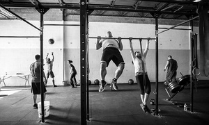 CrossFit Brownsville: One Month of CrossFit Classes with an Fundamentals Course for One or Two at CrossFit Brownsville (Up to 64% Off)