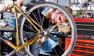 Czerwony Rower: Serwis roweru: podstawowy (od 29,99 zł) lub kompleksowy (od 59,99 zł) w serwisie Czerwony Rower (do -50%)
