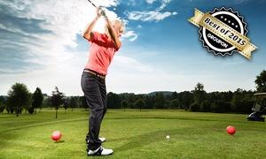 Konzept Golf: 1x, 3x oder 5x Ganztages-Greenfee unlimited bei Konzept Golf ab 12,90 € (bis zu 64% sparen*)
