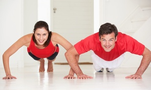Revolution Athletics: 5 or 10Speed and AgilityTraining Sessions and Evaluationat Revolution Athletics (Up to 61% Off)