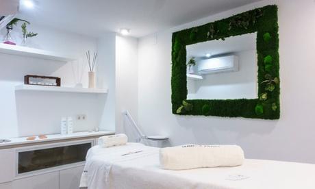 Limpieza facial completa con masaje facial y tratamiento a elegir en Derma Beauty