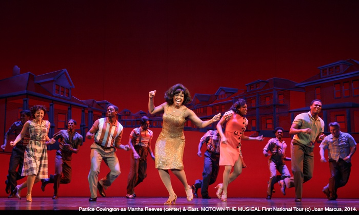 Motown the Musical - Altria Theater: Motown The Musical on January 5–7