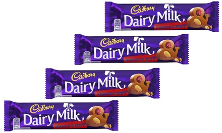 48 Cadbury Fruit and Nut Chocolate Bars for £22.99 With Free Delivery