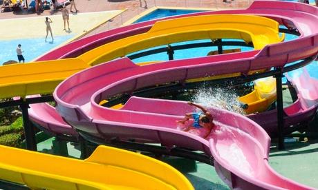 ¡Solo 24 horas! Entrada a Hidropark Alcudia para niño por 6,95 €, para adulto por 9,95 € o para ambos por 15,95 €