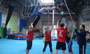 MSA & Circus Arts: $29 for Two Adult Sports-Acrobatics Classes at MSA & Circus Arts ($60 Value)